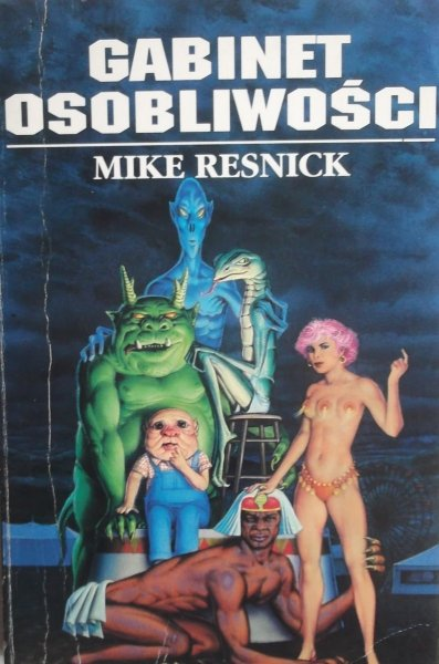 Mike Resnick • Gabinet osobliwości
