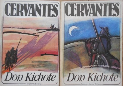 Miguel de Cervantes Saavedra  • Don Kichote