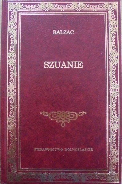 Honore de Balzac • Szuanie czyli Bretania w roku 1799 [Dolnośląskie]