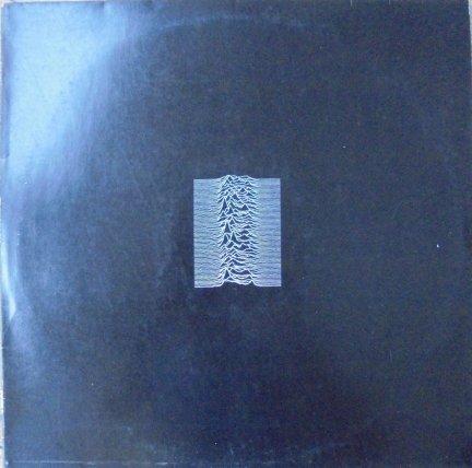 Joy Division • Unknown Pleasures • LP