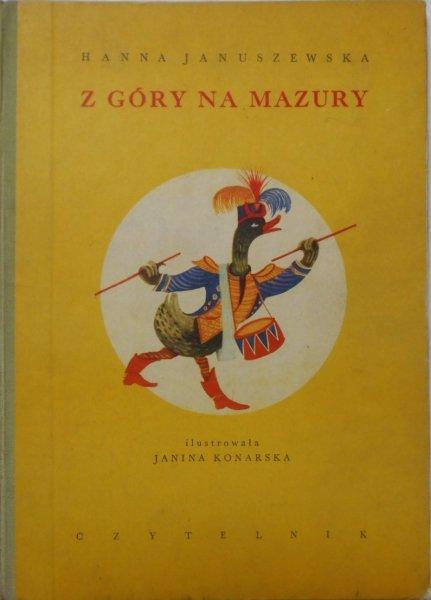 Hanna Januszewska • Z góry na mazury [Janina Konarska]