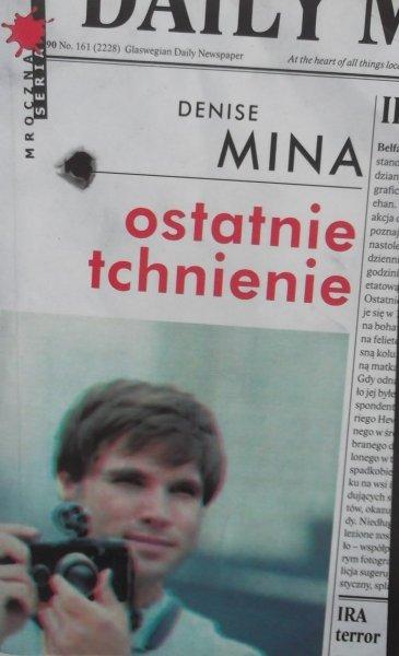 Denise Mina • Ostatnie tchnienie