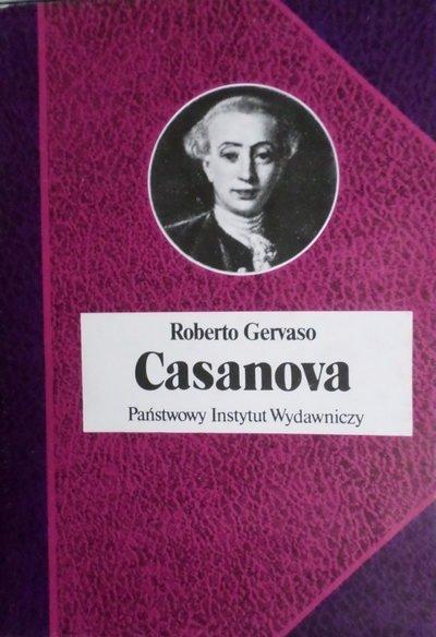 Roberto Gervaso • Casanova