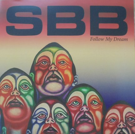 SBB • Follow My Dream • CD