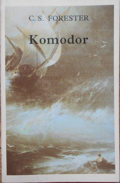 C.S. Forester • Komodor