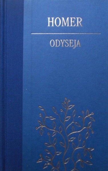 Homer • Odyseja [zdobiona oprawa]