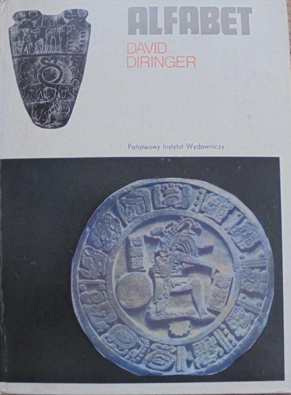 David Diringer • Alfabet, czyli klucz do dziejów ludzkości