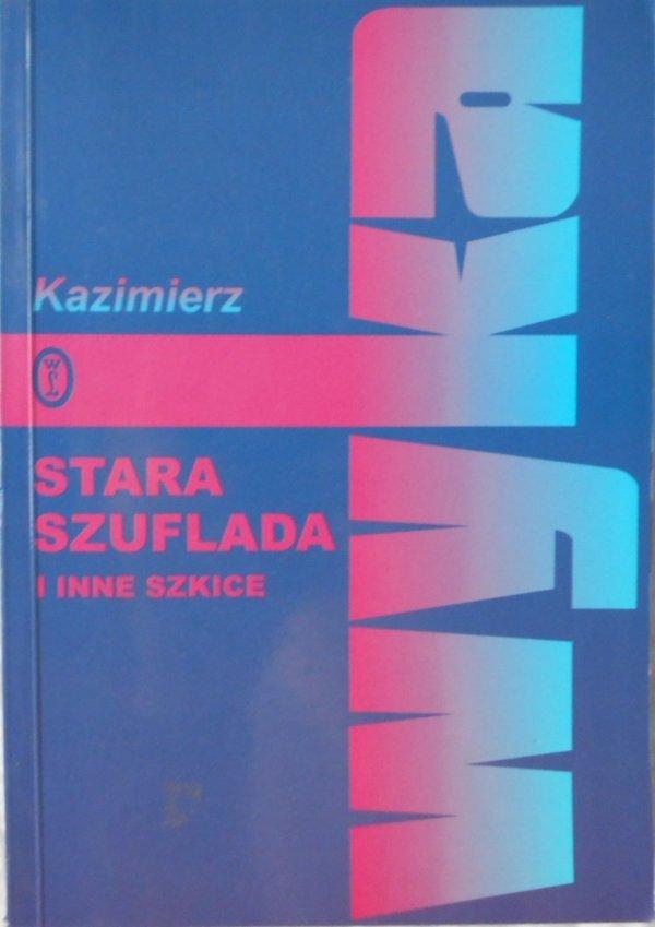 Kazimierz Wyka • Stara szuflada i inne szkice z lat 1932-1939