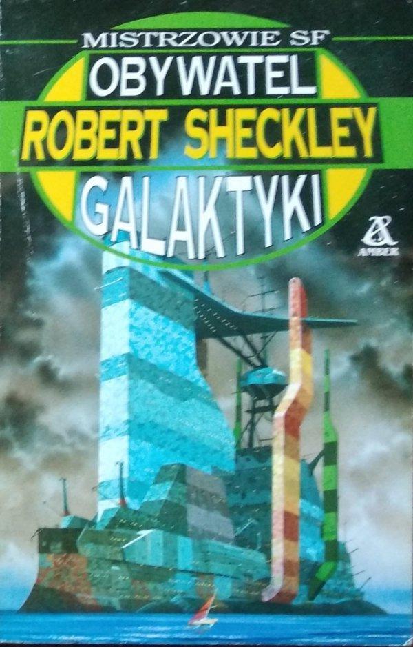 Robert Sheckley • Obywatel galaktyki
