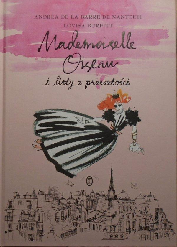 Lovisa Burfitt, Andrea de La Barre de Nanteuil • Mademoiselle Oiseau i listy z przeszłości