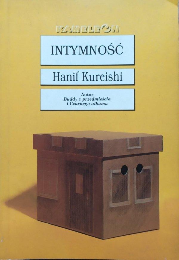 Hanif Kureishi Intymność