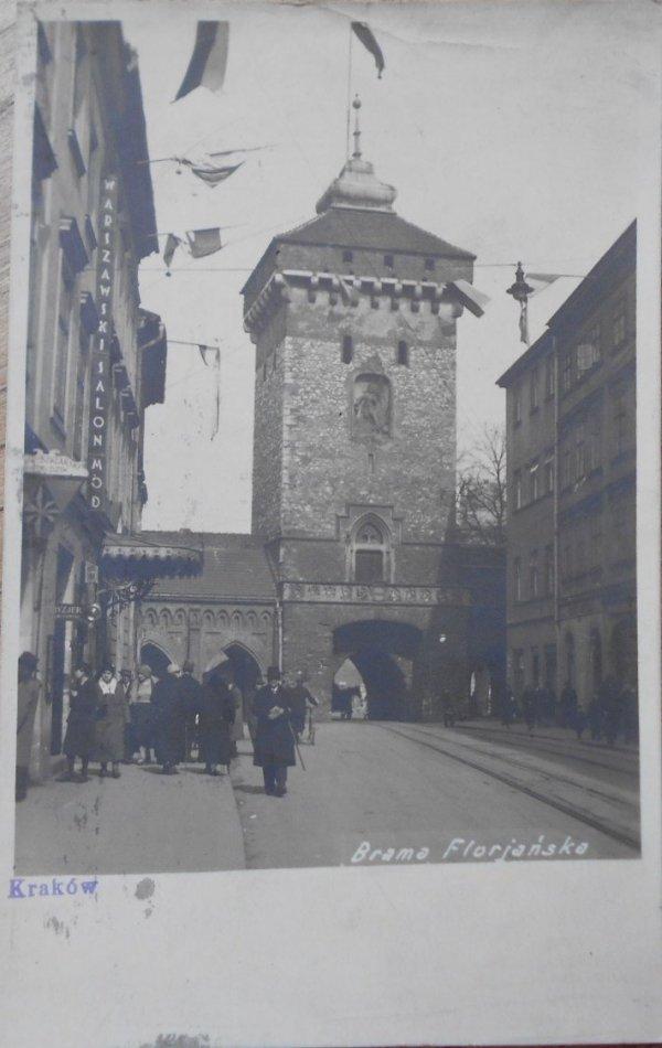 Kraków. Brama Florjańska. [Siermontowski]
