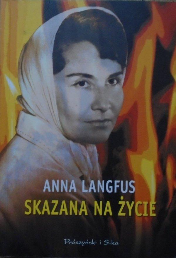 Anna Langfus • Skazana na życie