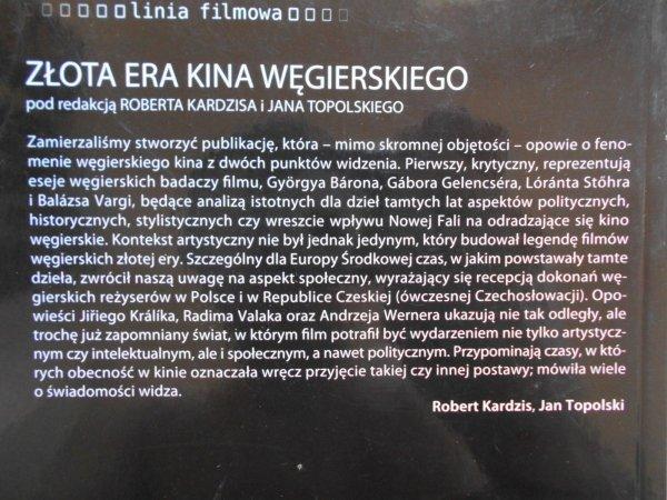 Złota era kina węgierskiego