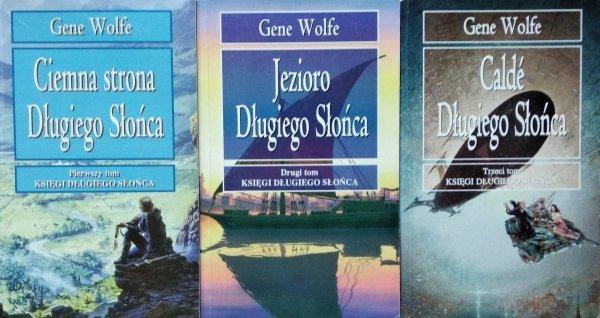 Gene Wolfe • Księgi Długiego Słońca [komplet]