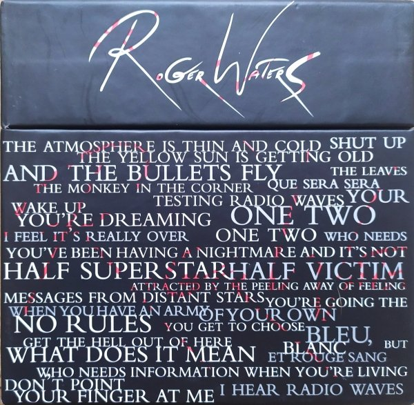 Roger Waters The Collection Box 7CD+DVD