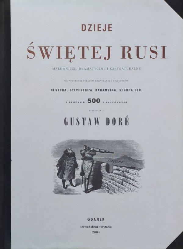 Gustav Dore Dzieje świętej Rusi