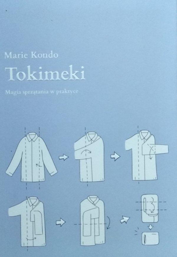 Marie Kondo • Tokimeki. Magia sprzątania w praktyce