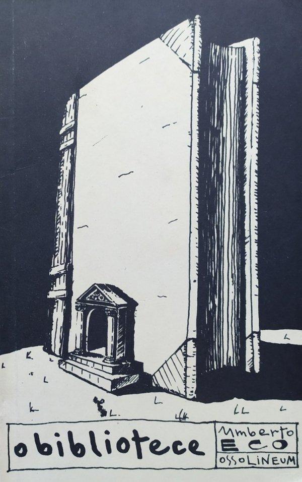 Umberto Eco O bibliotece