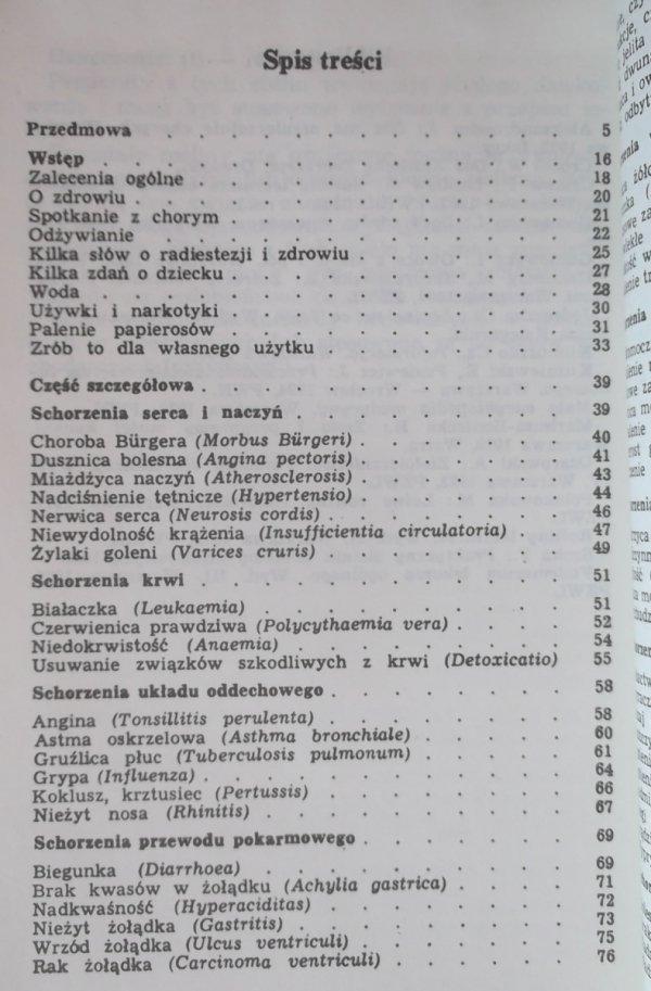 Grzegorz Franciszek Sroka • Poradnik ziołowy