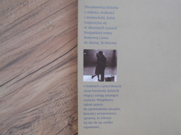 Manuel Rives • Ołówek stolarza