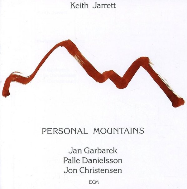 Keith Jarrett, Jan Garbarek, Palle Danielsson, Jon Christiansen • Personal Mountains • CD