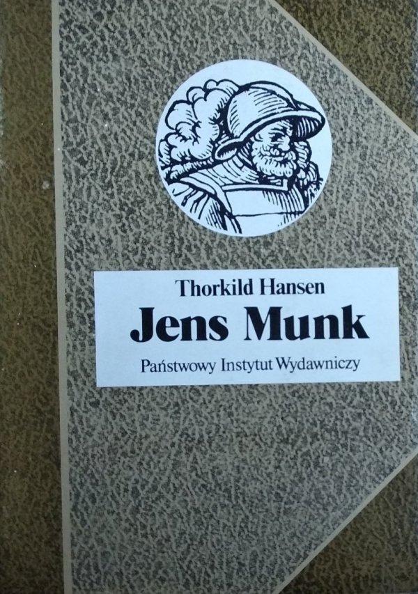Thorkild Hansen • Jens Munk
