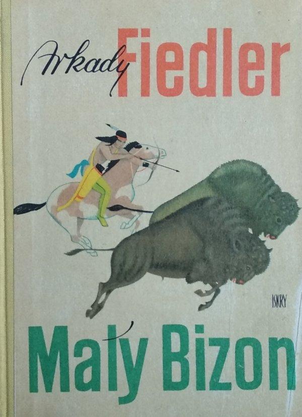 Arkady Fiedler • Mały bizon [Mieczysław Majewski]