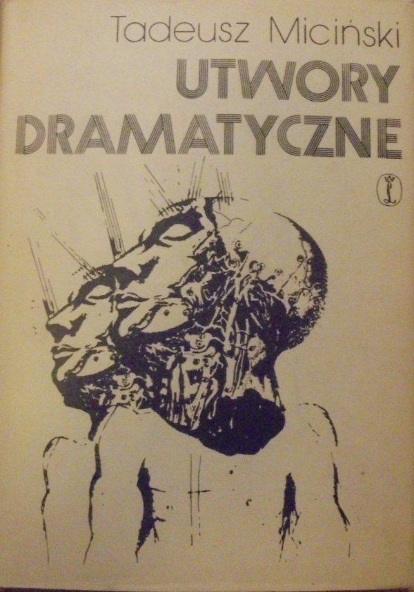Tadeusz Miciński • Utwory dramatyczne tom 2