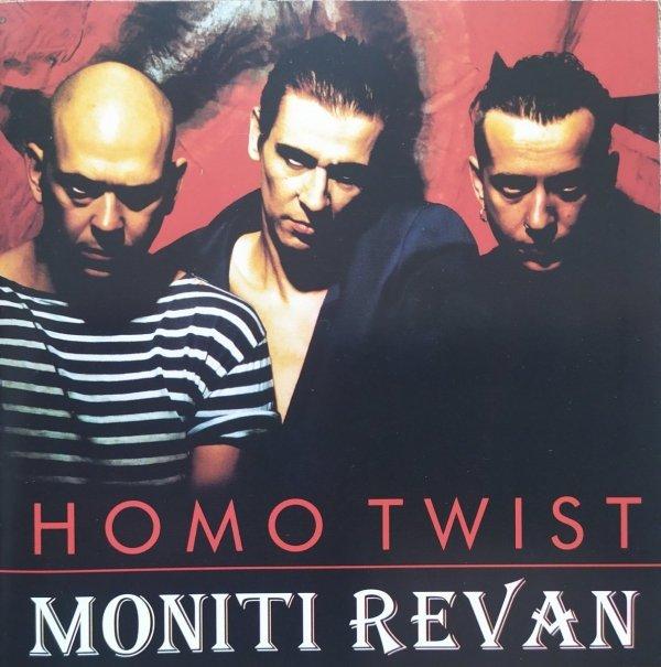 Homo Twist Moniti Revan CD