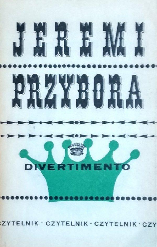 Jeremi Przybora • Divertimento