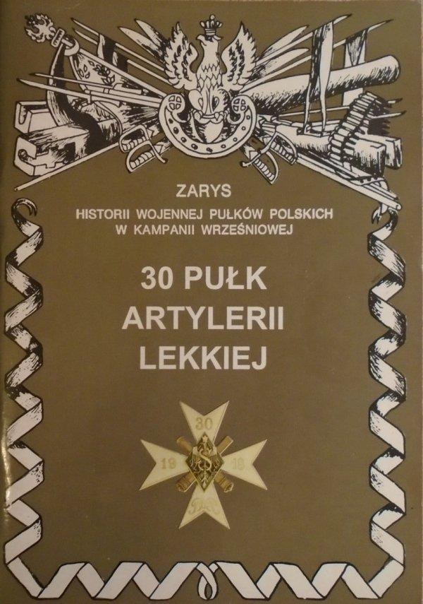 Stanisław Jaskulski • 30 Pułk Artylerii Lekkiej