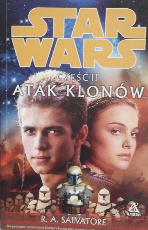 R.A. Salvatore  • Star Wars. Część II: Atak klonów