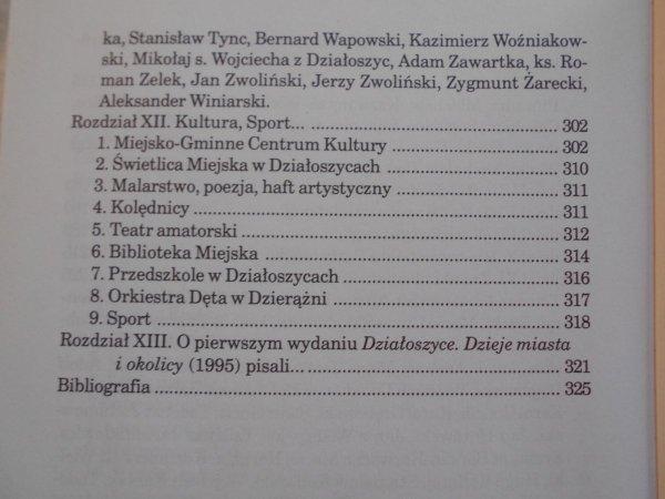 Adam Sznajderski • Działoszyce 2000. Dzieje miasta i okolicy