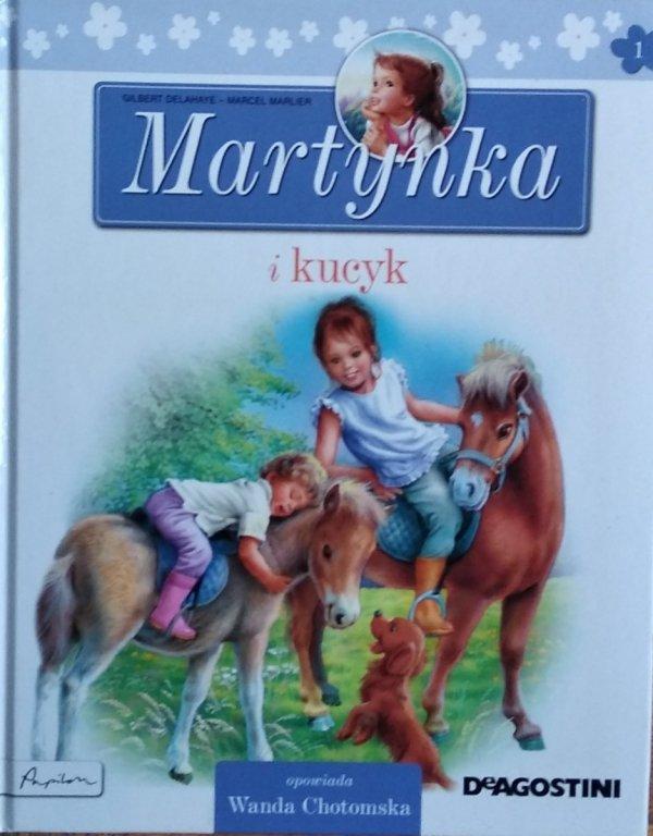 Gilbert Delahaye • Martynka i kucyk