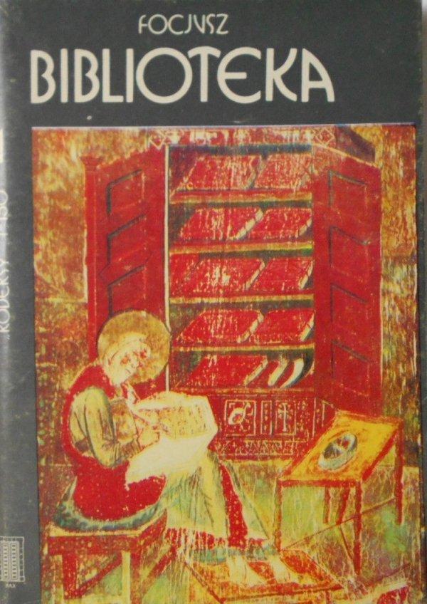 Focjusz • Biblioteka tom 1. Kodeksy 1-150