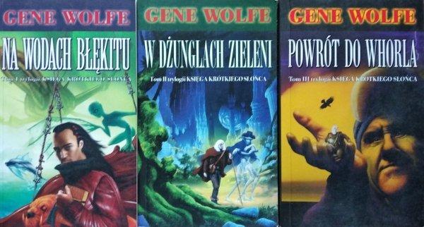 Gene Wolfe • Księga Krótkiego Słońca [komplet]