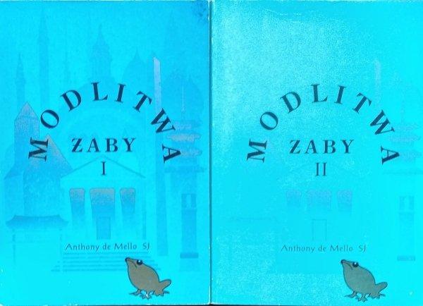 Anthony de Mello • Modlitwa żaby. Księga opowiadań medytacyjnych. 2 tomy