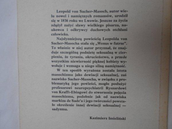 Leopold von Sacher Masoch • Wenus w futrze