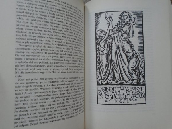Jakub de Voragine • Złota legenda [Maria Hiszpańska-Neumann]