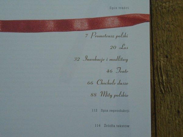 red. Elżbieta Morawiec • Stanisław Wyspiański. Myśli i obrazy