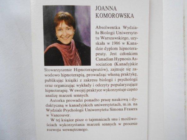 Joanna Komorowska • Drogami i bezdrożami marzeń sennych