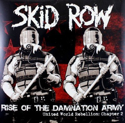 Skid Row • Rise of the damnation army • CD