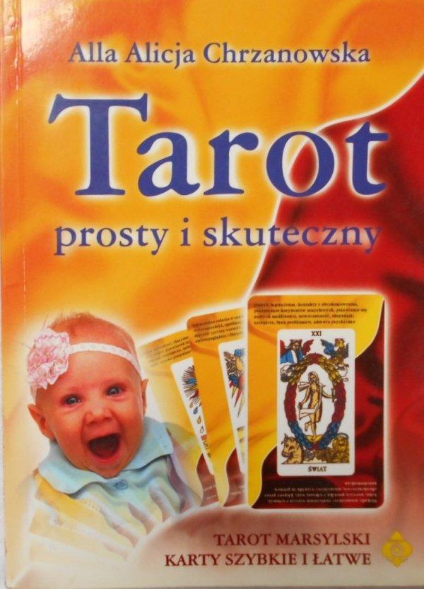 Alicja Chrzanowska • Tarot prosty i skuteczny