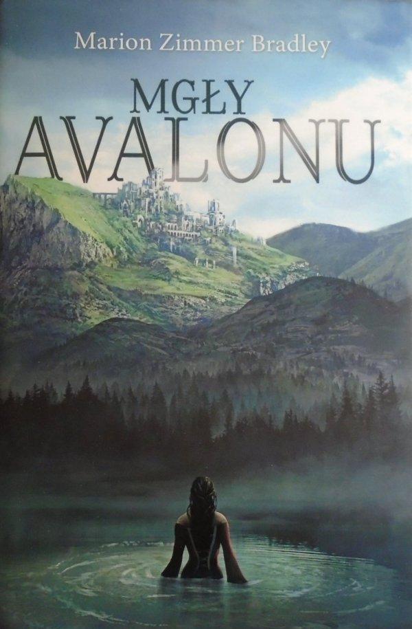Marion Zimmer Bradley • Mgły Avalonu