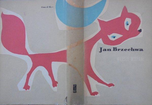 Jan Brzechwa • Wiersze wybrane [Marek Rudnicki]