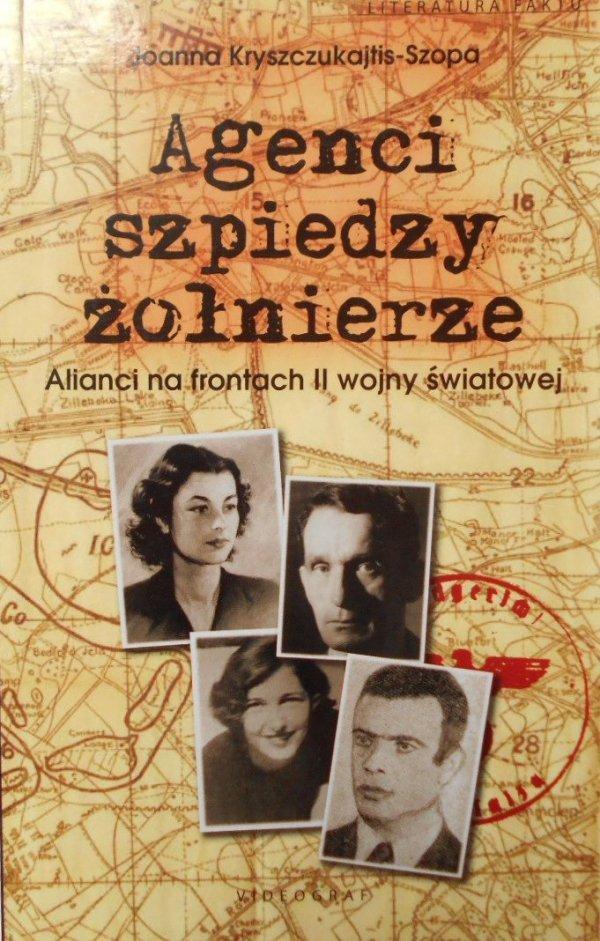 Agenci szpiedzy żołnierze • Alianci na frontach II wojny światowej
