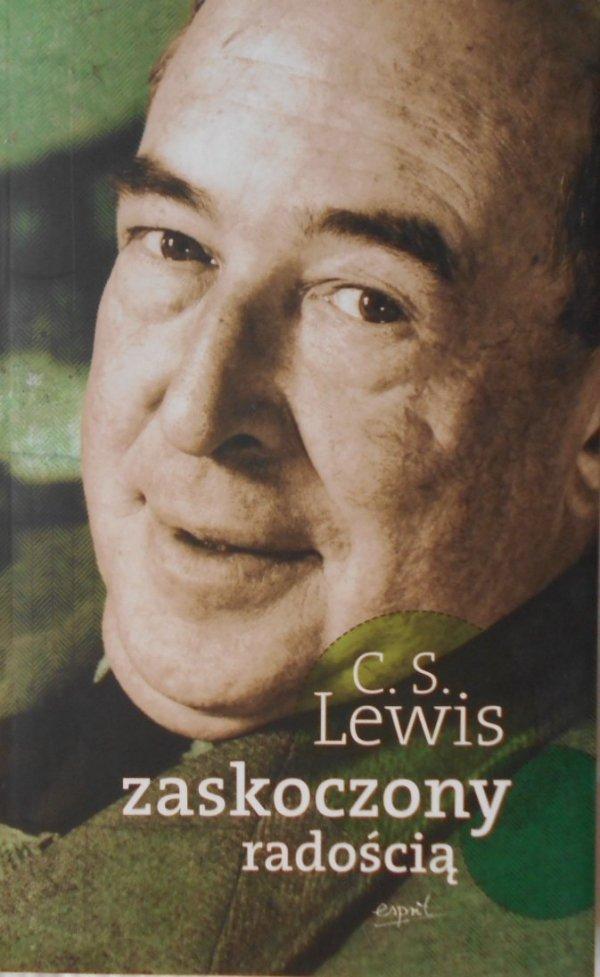 C.S. Lewis • Zaskoczony radością