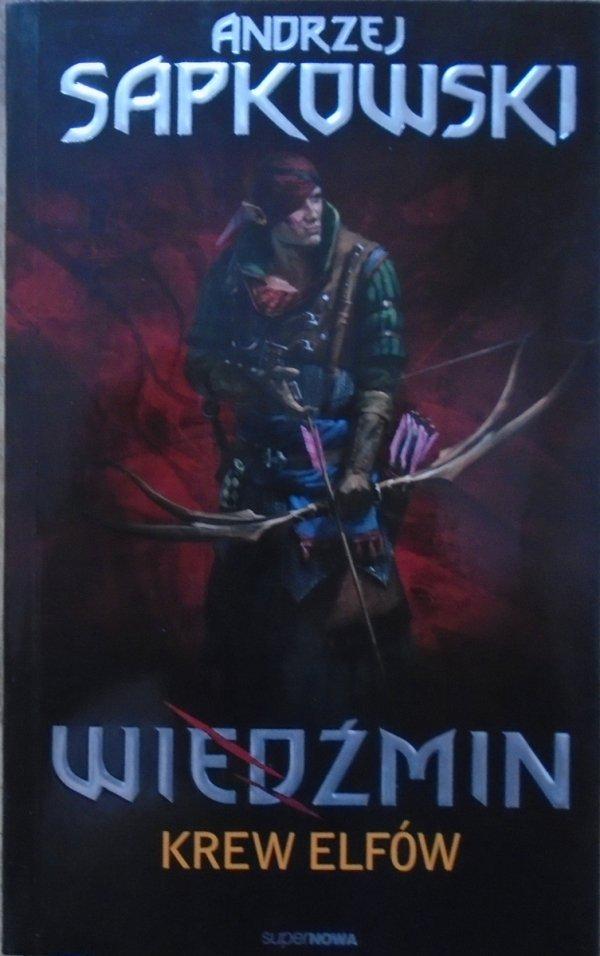 Andrzej Sapkowski • Wiedźmin. Krew elfów