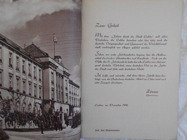 Fuhrer durch die stadt Lublin